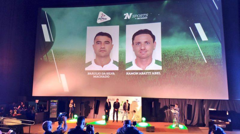 Árbitro da final entre Avaí x Chape é eleito o melhor do Catarinense