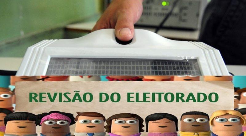 Início conteúdo Revisão do Eleitorado inicia em mais cinco municípios catarinenses