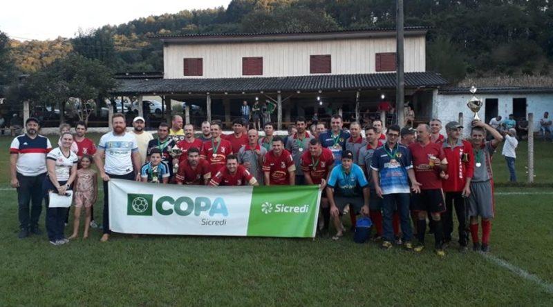 Campeonato Municipal de Futebol Suíço Copa Sicredi edição 2019