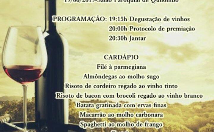 X Concurso Municipal do Vinho Artesanal de Quilombo