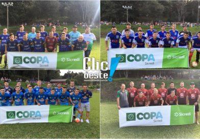 Finais do Campeonato Municipal de Futebol Suíço Copa Sicredi acontecem Domingo