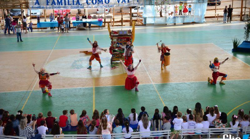 Quilombo – Dia da Família na Escola