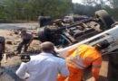 Xanxerense morre ao capotar carreta em Minas Gerais