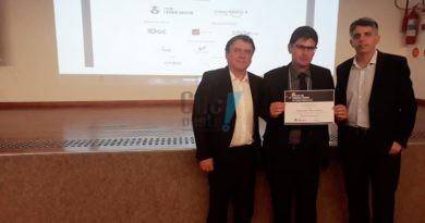 Prefeito de Marema recebeu o título de Projeto Inovador devido à excelência na comunicação, divulgação e transparência dos atos oficiais
