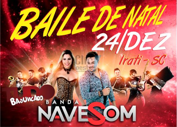 Baile de Natal – Irati/SC
